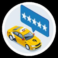 Подключить заказы Яндекс такси