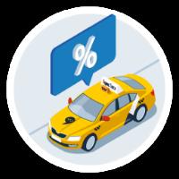 Яндекс такси без комиссии